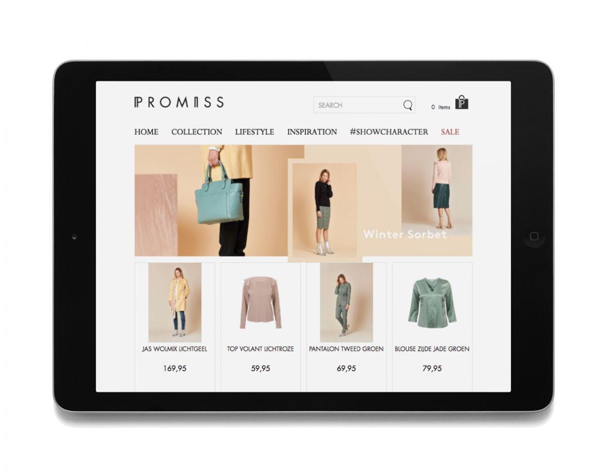 promiss website