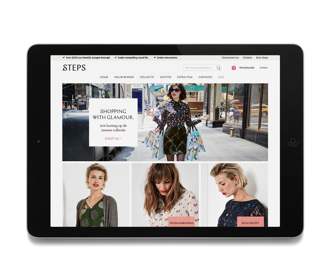 steps website